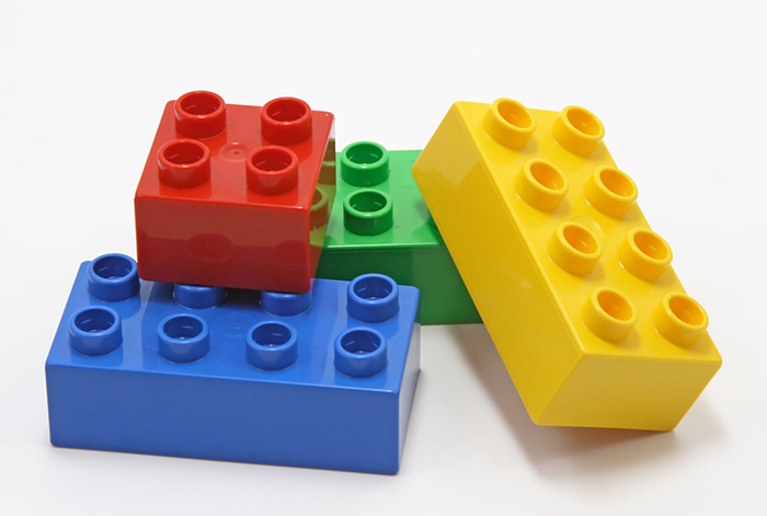 These are the only kind of blocks that are fun to play with.