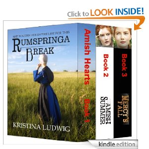Amish Hearts Box Set (Books 1-3)