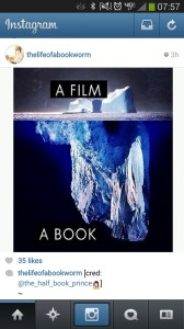Book and movie