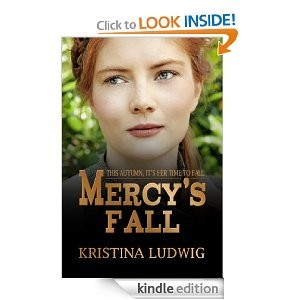 Mercy's Fall, Book 3 of Amish Hearts, is now live on Amazon!
