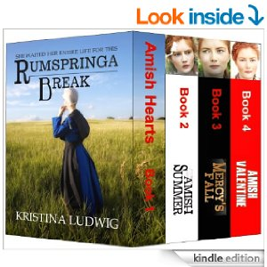 Amish Box Set (Books 1-4)