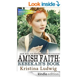 Amish Faith: Rebekah's Book