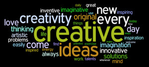 So many ways to increase creativity...so little time! Picture courtesy of ljsilentg.com