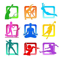 Writing fitness is as important as physical fitness! Image courtesy of gimnasia