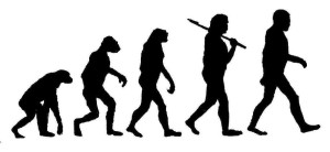Evolution is key for a career as a successful indie author! Image courtesy of challenge2.com