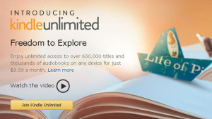 Kindle Unlimited: good or bad? I think that, like most things in life, it's probably a mixture of both.